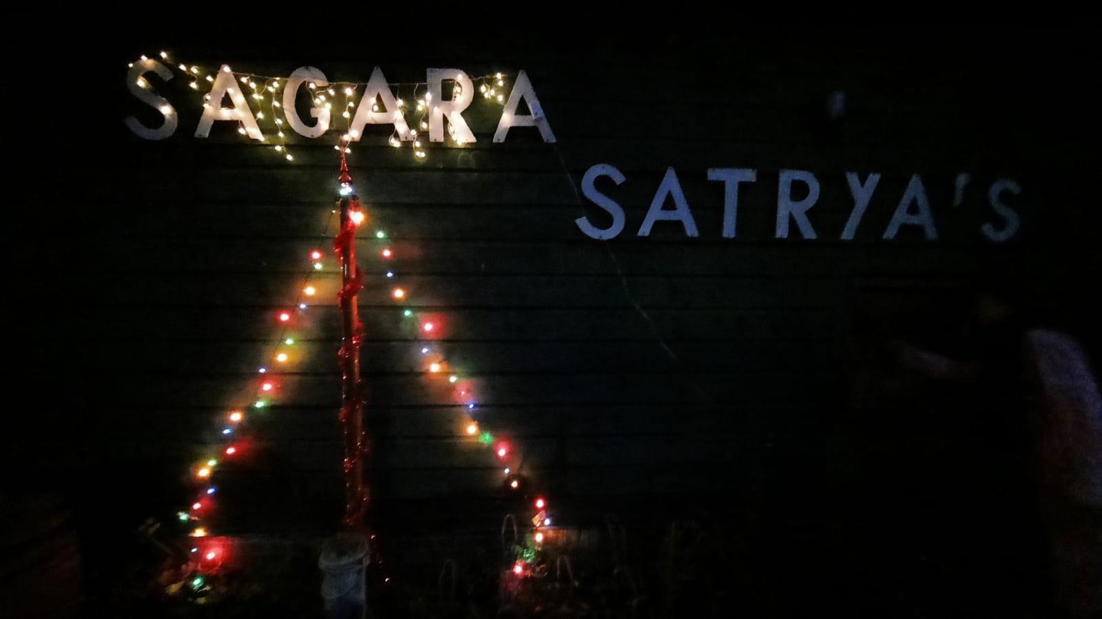 SAGARA'S 75 JAAR